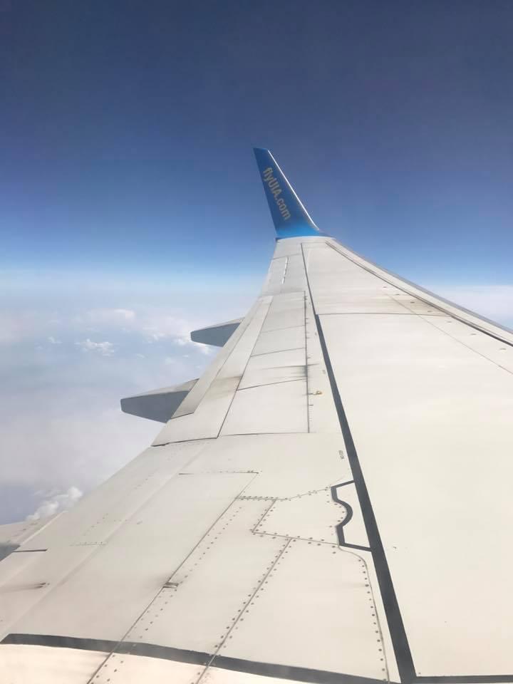 Наше путешествие в Турцию (Мармарис) началось!